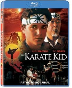 Karate Kid Blu-ray Disc